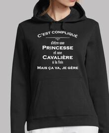 es complicado ser una princesa y un jin