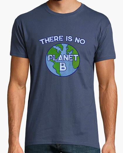 T-Shirt es gibt keinen planeten b