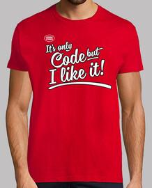 es ist nur code , sondern i like es