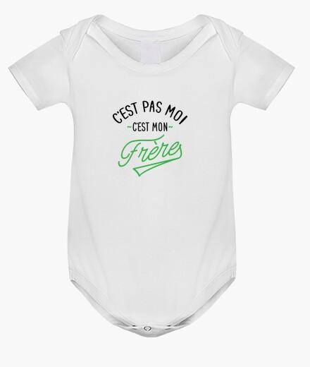 Ropa infantil es mi nacimiento hermanito