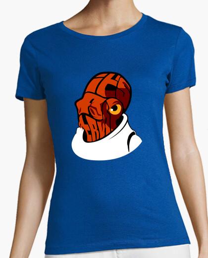 Camiseta es una trampa