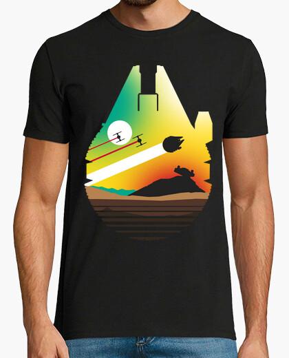 T-shirt esc ape dal desert planet