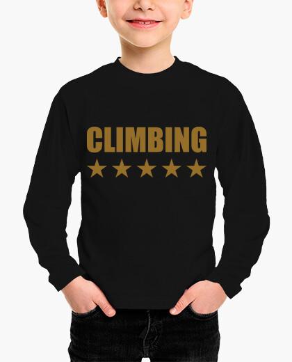 Ropa infantil escalada / montañismo / montaña