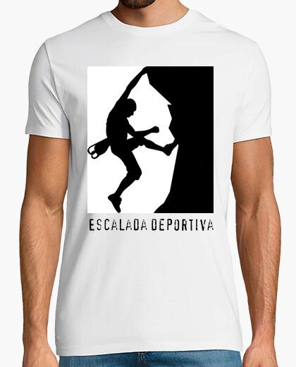 Camiseta Escalada deportiva