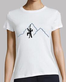 escalada en roca montañas