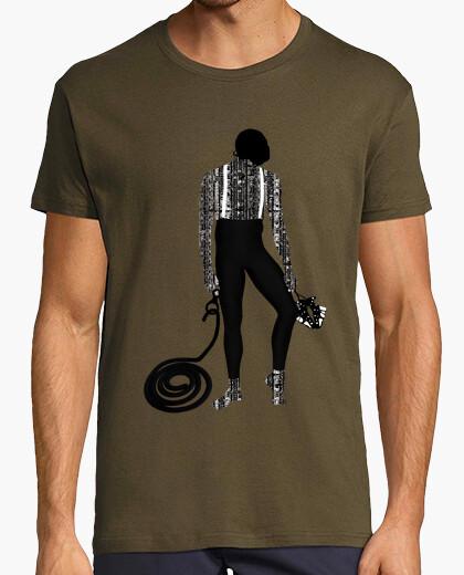 Camiseta escalada y la danza