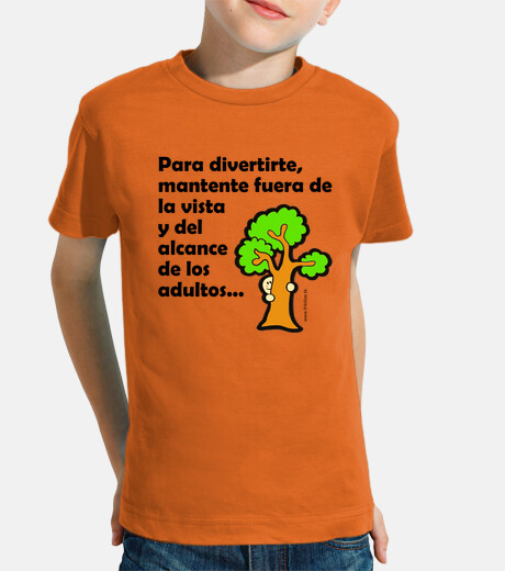 Camiseta Escondido