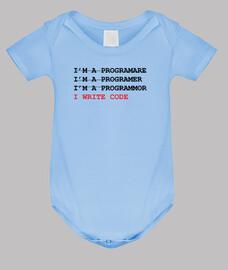 escribo código