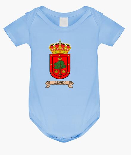 Ropa infantil Escudo Apellido Santos