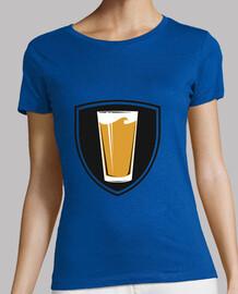 Escudo birra chica
