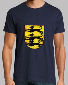 escudo cresta negro