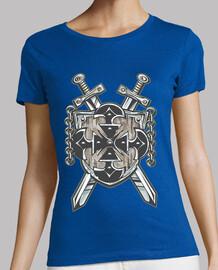 escudo de armas de los héroes