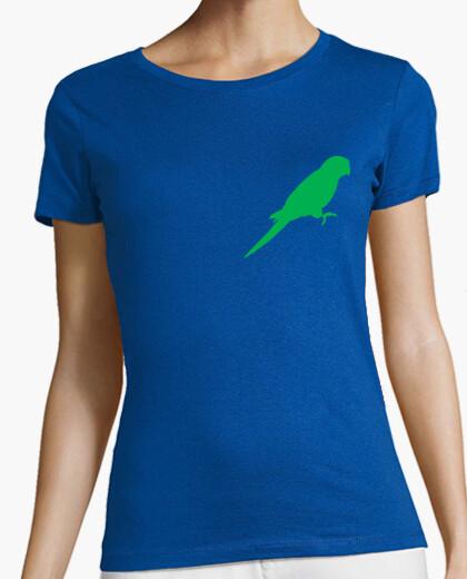 Camiseta Escudo de Cotorra (Mujer)