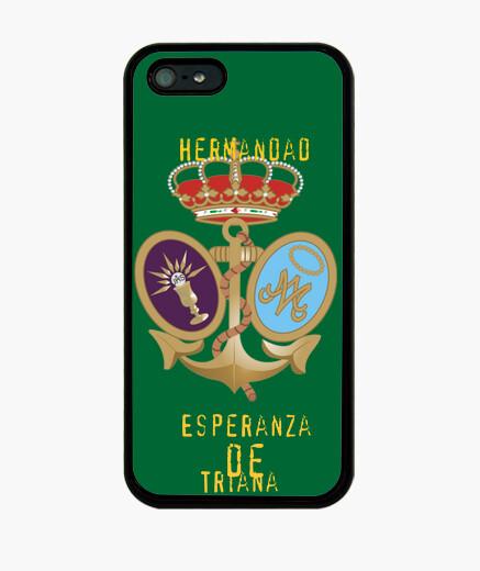 Funda iPhone Escudo de la Hermandad de la Esperanza d
