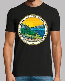 Escudo de Montana, USA