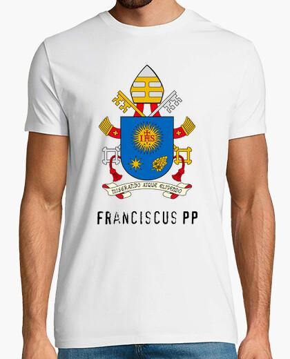 Camiseta Escudo del Papa Francisco