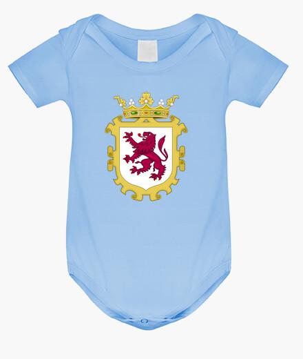 Ropa infantil Escudo del Reino de León