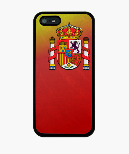 Funda iphone escudo espa a n 524124 fundas iphone latostadora - Personalizar funda iphone ...