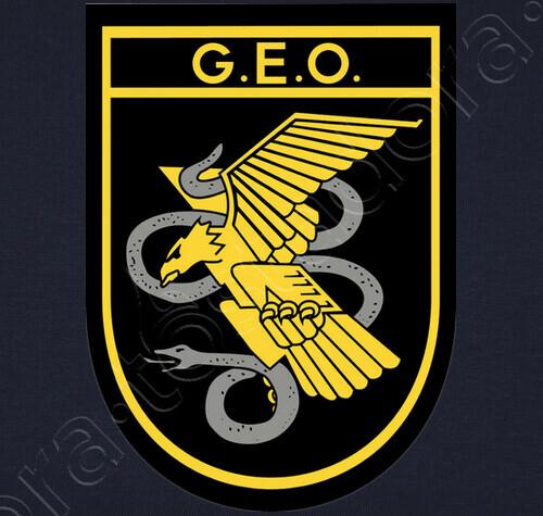 Camiseta Escudo Geo