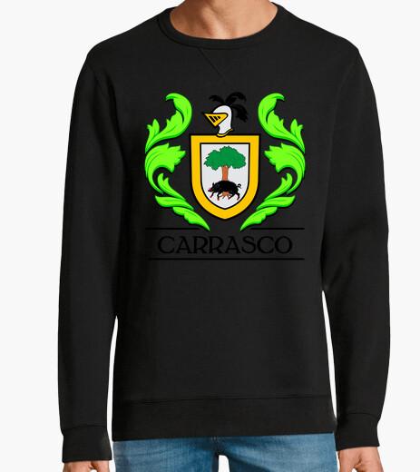 Jersey Escudo heráldico del apellido CARRASCO
