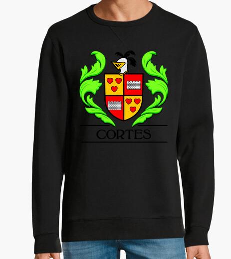 Jersey Escudo heráldico del apellido CORTES