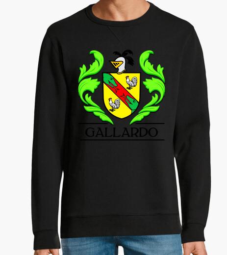 Jersey Escudo heráldico del apellido GALLARDO