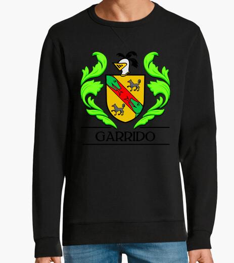 Jersey Escudo heráldico del apellido GARRIDO
