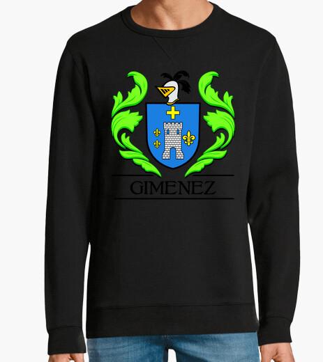 Jersey Escudo heráldico del apellido GIMENEZ