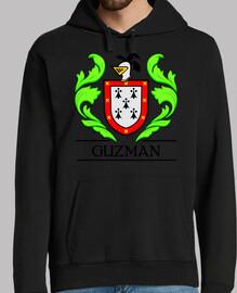 Escudo heráldico del apellido GUZMAN