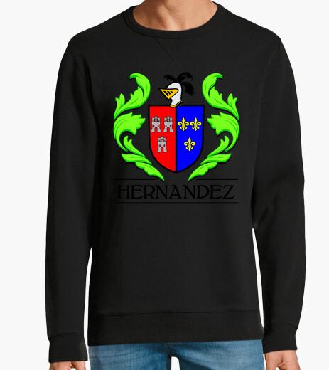 Jersey Escudo heráldico del apellido HERNANDEZ