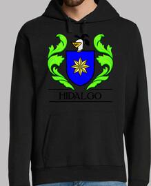 Escudo heráldico del apellido HIDALGO
