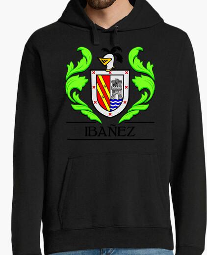 Jersey Escudo heráldico del apellido IBAÑEZ