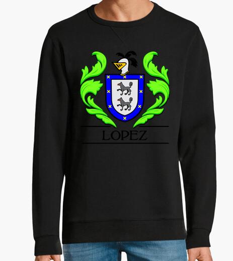 Jersey Escudo heráldico del apellido LOPEZ