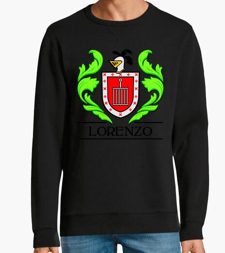Jersey Escudo heráldico del apellido LORENZO