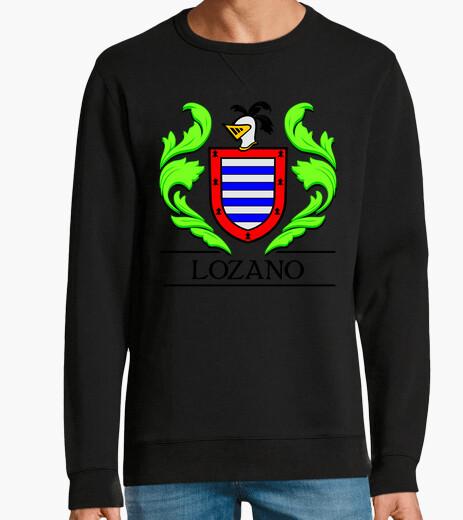 Jersey Escudo heráldico del apellido LOZANO