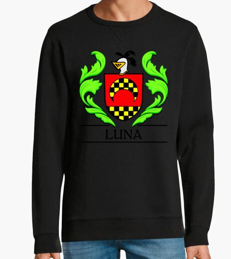 Jersey Escudo heráldico del apellido LUNA