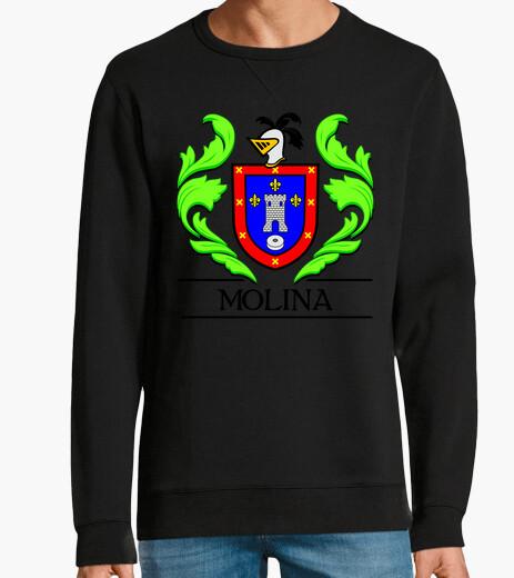 Jersey Escudo heráldico del apellido MOLINA