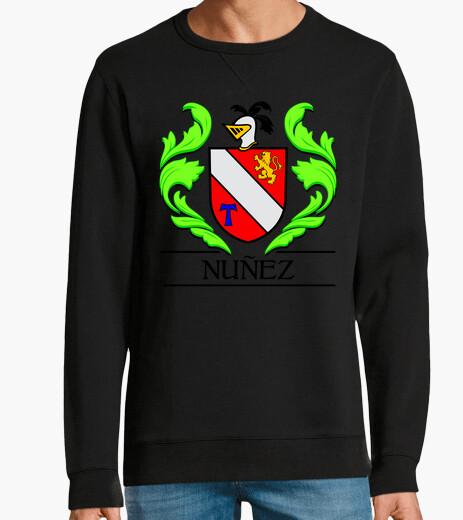 Jersey Escudo heráldico del apellido NUÑEZ