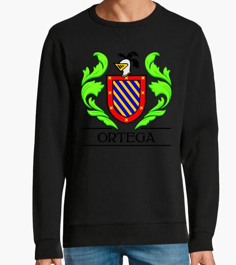 Jersey Escudo heráldico del apellido ORTEGA
