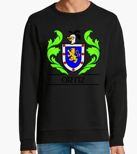 Jersey Escudo heráldico del apellido ORTIZ