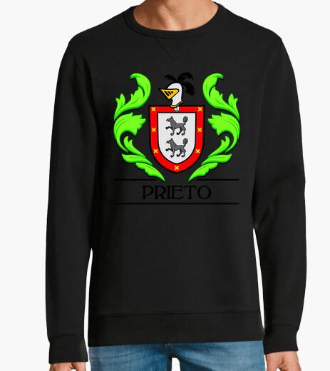Jersey Escudo heráldico del apellido PRIETO