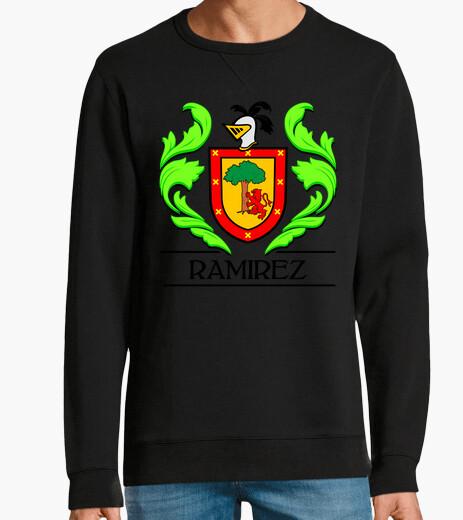 Jersey Escudo heráldico del apellido RAMIREZ