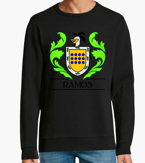 Jersey Escudo heráldico del apellido RAMOS