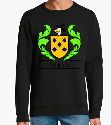 Jersey Escudo heráldico del apellido ROJAS