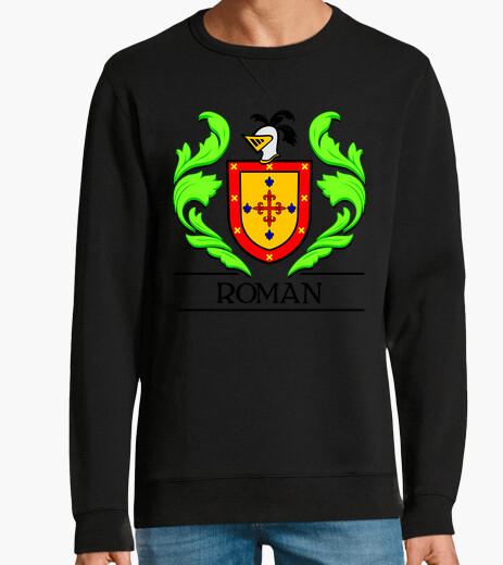 Jersey Escudo heráldico del apellido ROMAN