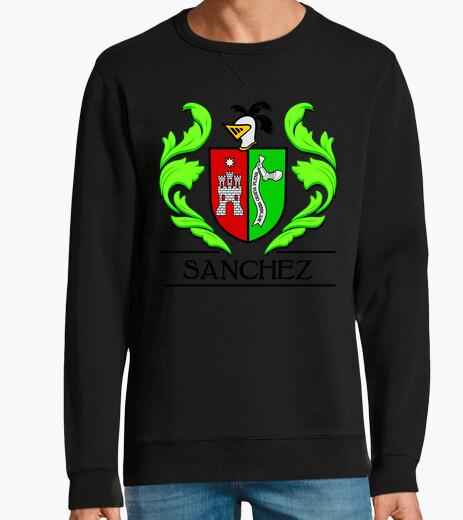Jersey Escudo heráldico del apellido SANCHEZ