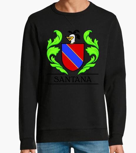 Jersey Escudo heráldico del apellido SANTANA