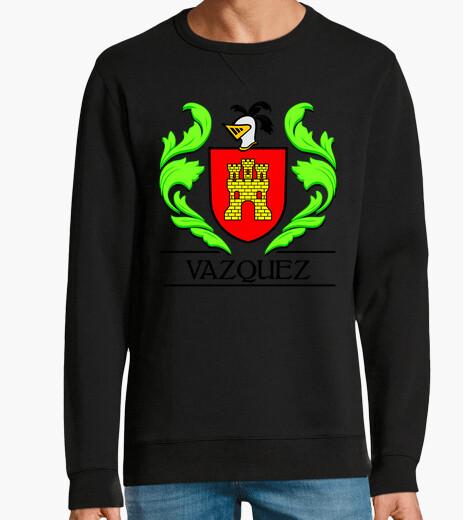 Jersey Escudo heráldico del apellido VAZQUEZ