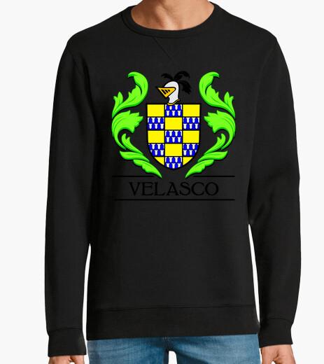 Jersey Escudo heráldico del apellido VELASCO