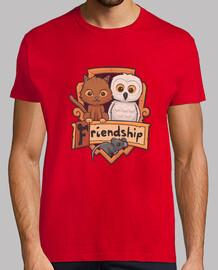 Escudo mágico de la amistad